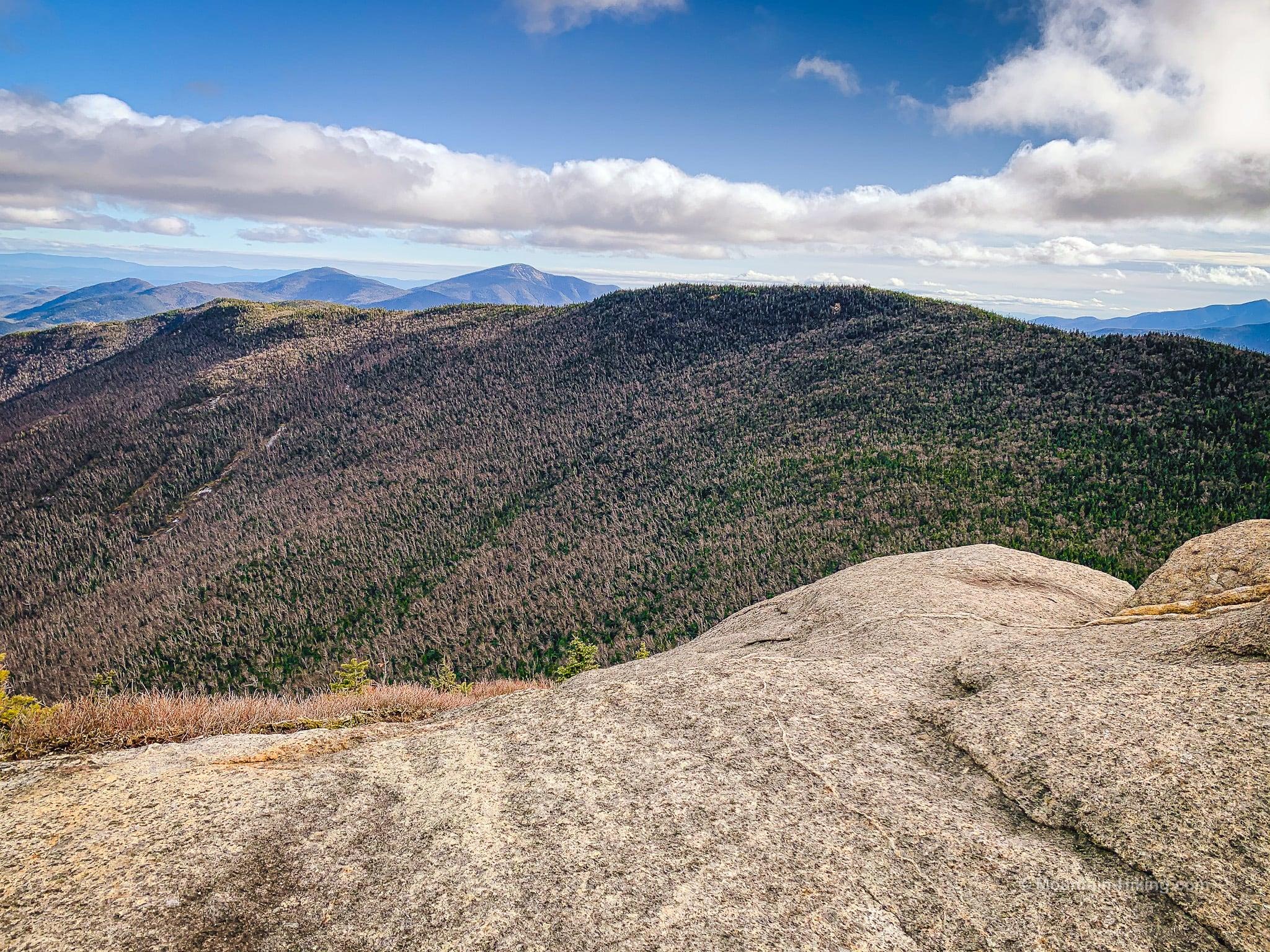 Porter Mountain seen from Cascade's summit