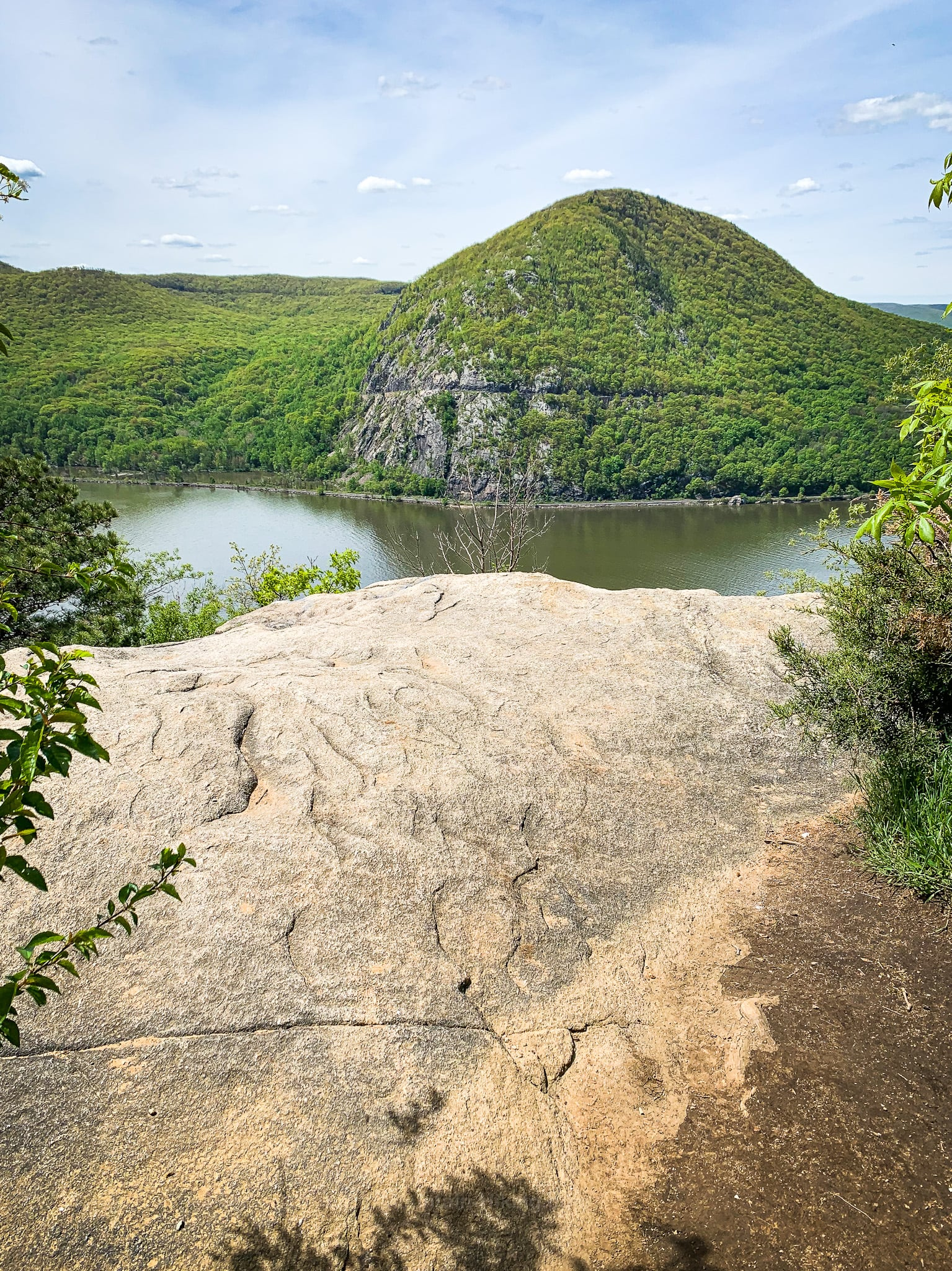 great view of storm king