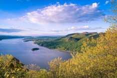 view of east Hudson highlands