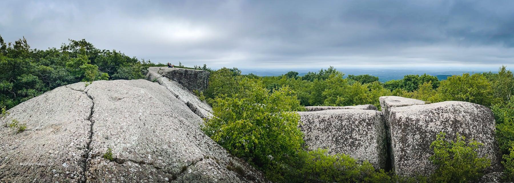 giant boulders on schunemunk mountain