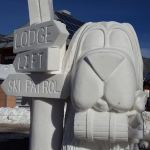 2017 Snow Sculptures