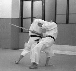 "Disarming an attacker using a ""sword taki..."