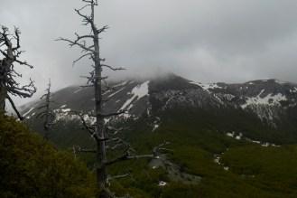 Serra Dolcedorme, the north ridge