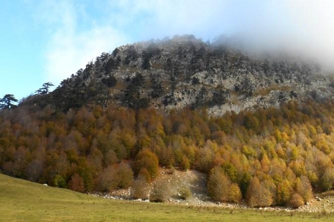 Serra delle Ciavole (from the south)
