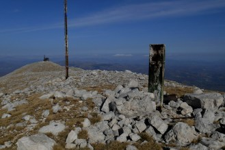 On top of Monte Miletto