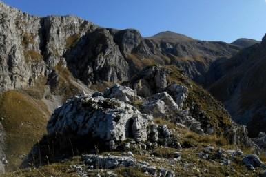 View from Campanariello di Monte