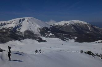 Monte Pollino and Serra del Prete