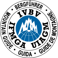 International Federation of Mountain Guiding Associations Logo