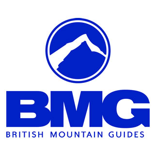 British Mountain Guides Logo