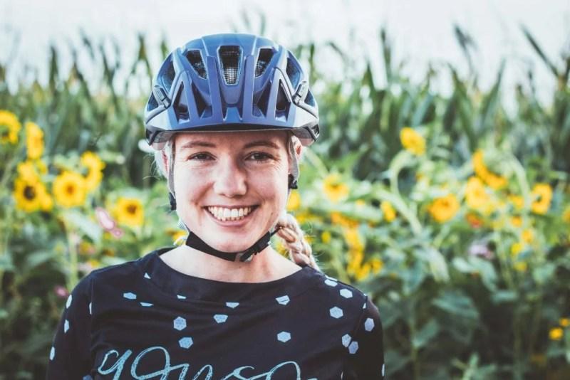 Lisa Rudolf Autorin von LisasBunteWelt und MountainbikeLiebe.