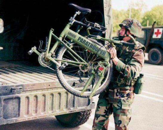 Montague Paratrooper Mountain Folding Bike Review
