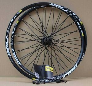 mavic wheel - best mountain bike wheels