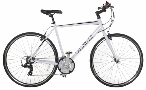 Performance Hybrid Bike, Flat Bar Road Bike