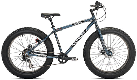 GMC Yukon Fat Mountain Bike Review