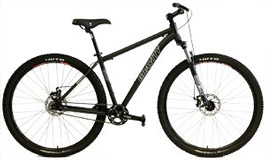 Gravity G29 FS Truvativ Tektro Front Suspension Mountain Bike Black 21 Inch