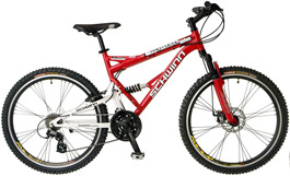 Schwinn Protocol Mens Dual Suspension Bike