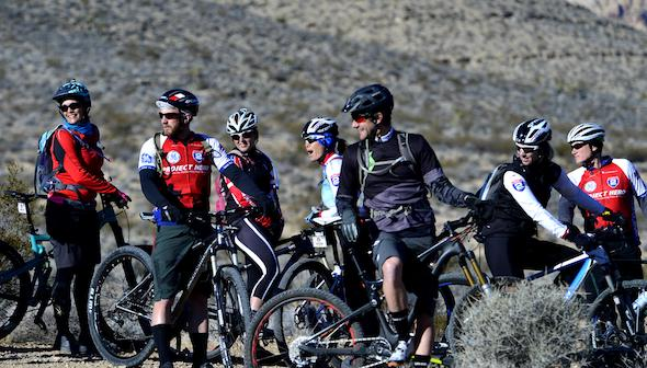 Social Benefits of Mountain Biking
