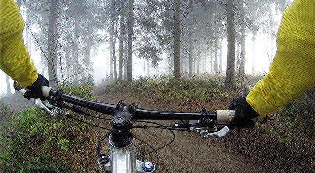 cycling handlebars