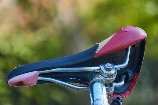 bicycle saddle