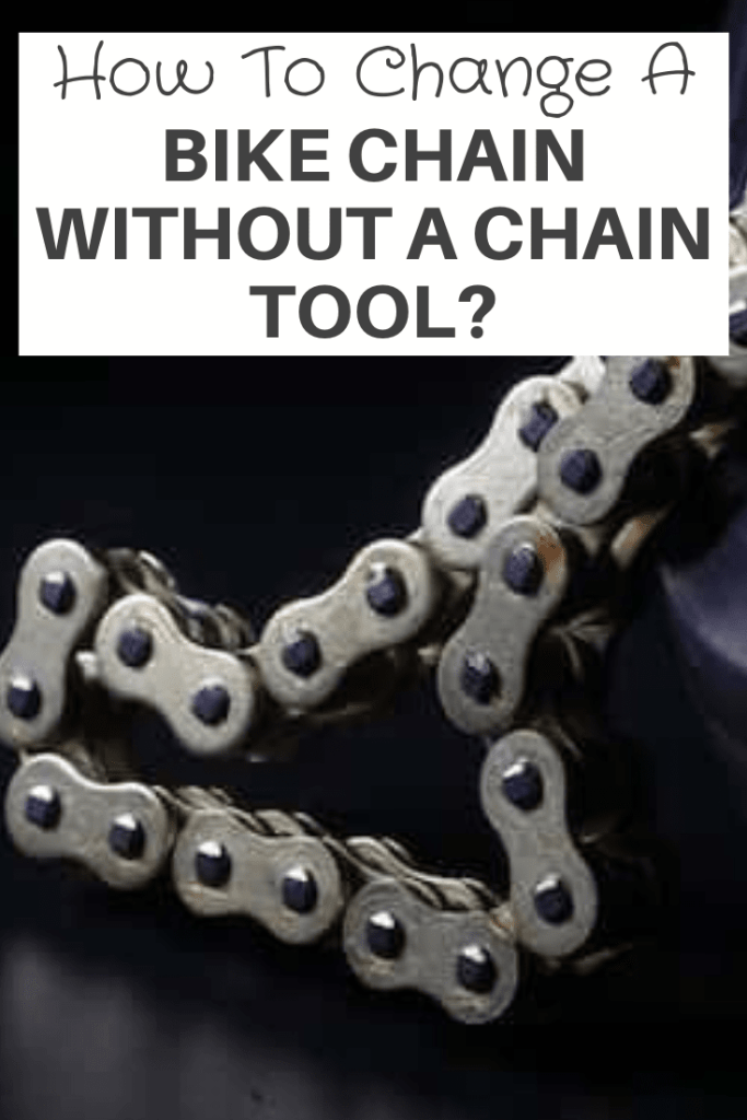 Change Bike Chain Without A Chain Tool