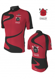 Mountain Chalet Cycle Jersey PNG