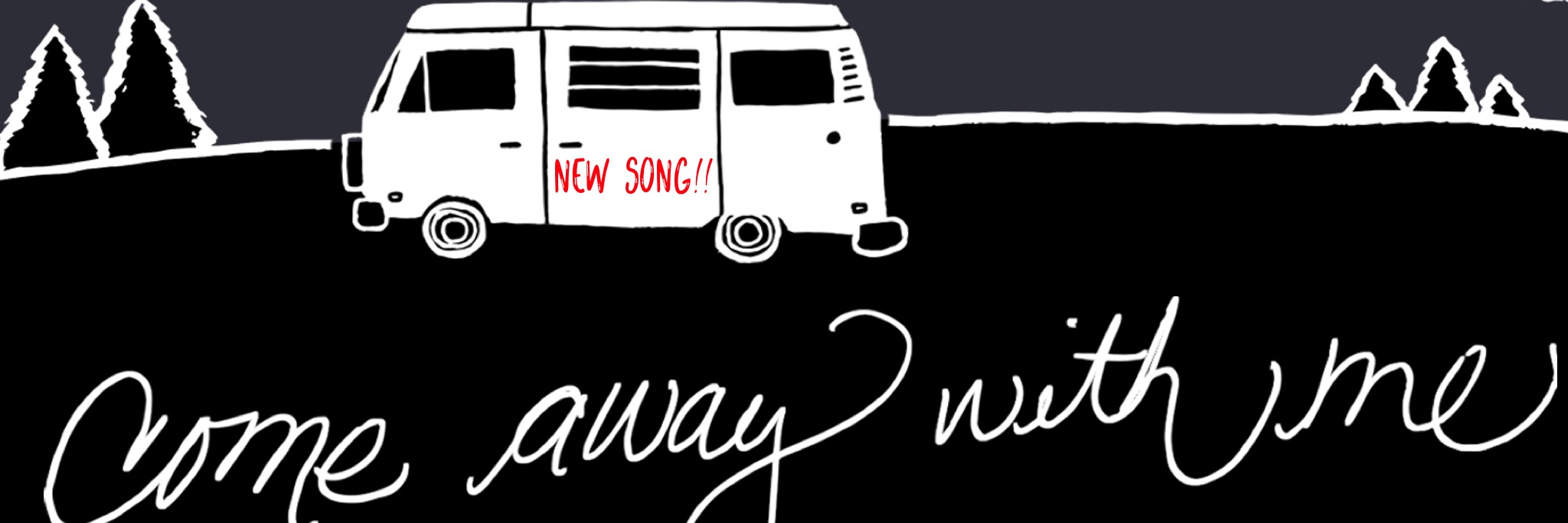 Come Away With Me Banner