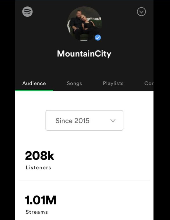 The ONE MILLION Mark for MountainCity!