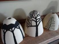 three pots 2008 Yvette De Lacy