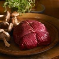 elk inside chuck roast