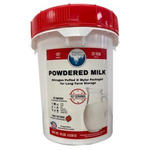 Mountain Fresh Powdered Milk 10 lbs
