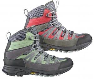 The Hanwag lightweight drifter boot