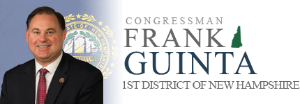 Congressman Guinta On Devising Solutions for New Hampshire