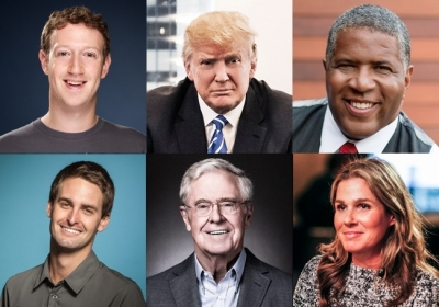 Forbes Announces 34th Annual Forbes 400 Ranking Of The Richest Americans