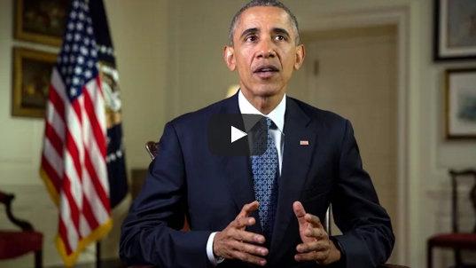 President Obama's Weekly Address:  The Legacy of Nancy Reagan