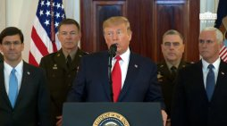 President Trump on Iran Situation