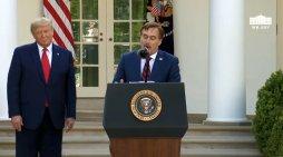 President Trump & Members of the Coronavirus Task Force March 30 Press Briefing
