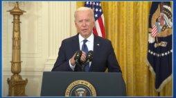 President Biden on the Economy & Colonial Pipeline