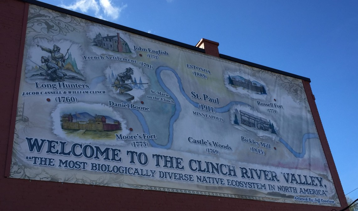 Mural of Regional History