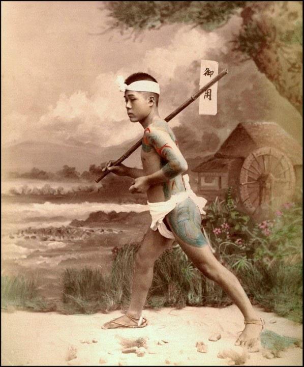 『取り戻したい「江戸の粋」...誰も知らない日本刺青の真実』