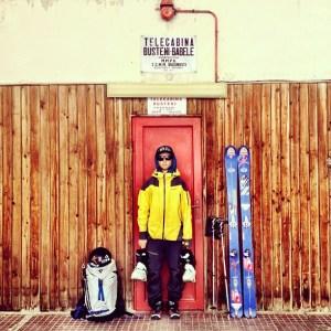 Brody Leven. Pro Skier.