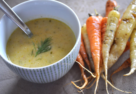 french-carrot-soup