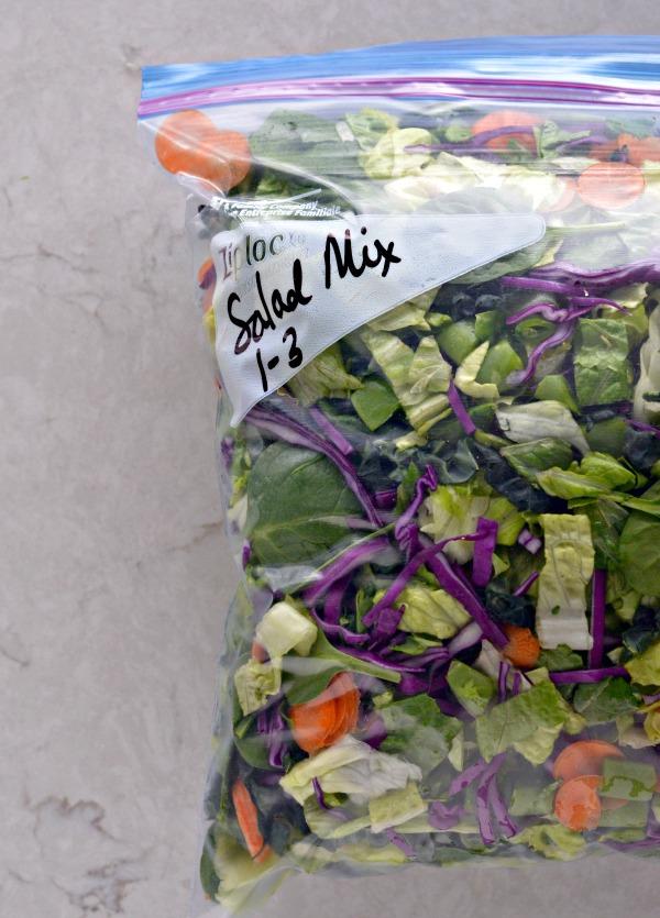 DIY Organic Salad Mix   mountainmamacooks.com