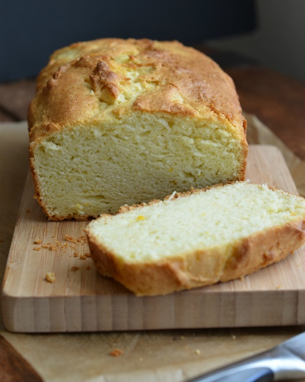 vanilla bean olive oil bread, www.mountainmamacooks.com