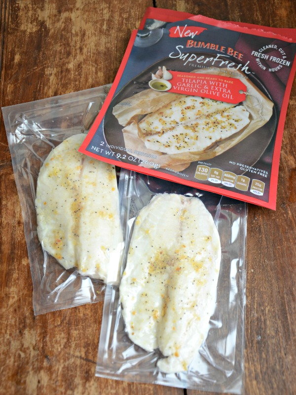 SuperFresh Fresh Frozen Entrees by Bumble Bee, www.mountainmamacooks.com
