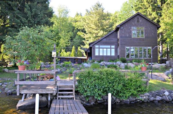 canada lake cabin, www.mountainmamacooks.com