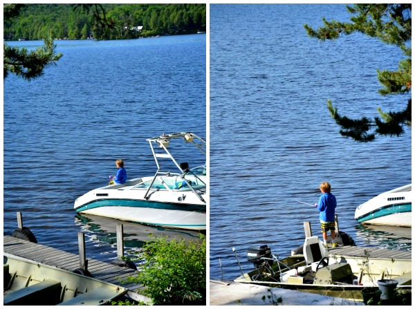 little fisherman canada lake NY