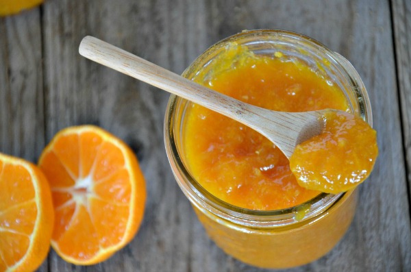 Clementine Preserves for Imperial Sugar   mountainmamacooks.com