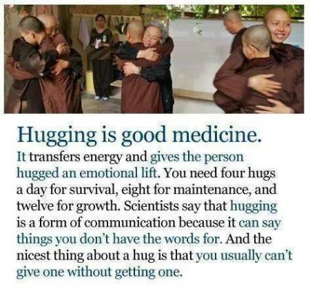 Give Hugs | mountainmamacooks.com #TheGoods