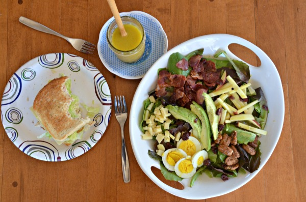 Harvest Cobb Salad | mountainmamacooks.com