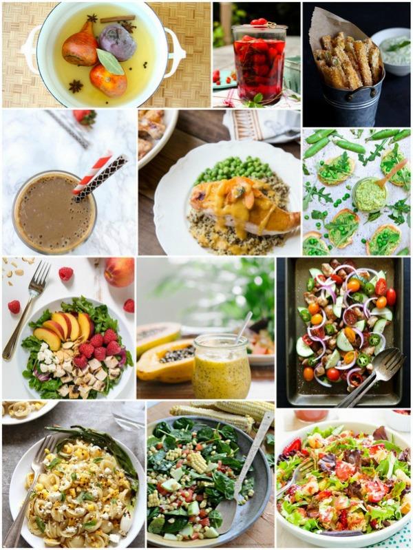 Eat Seasonal July | mountainmamacooks.com #eatseasonal